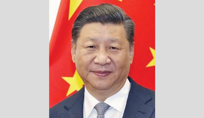 China won't be bullied: Xi