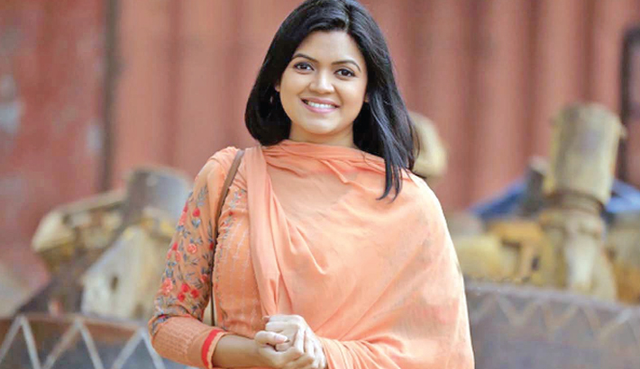Nabila blessed with a daughter
