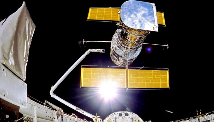 Hubble Telescope has suddenly stopped working