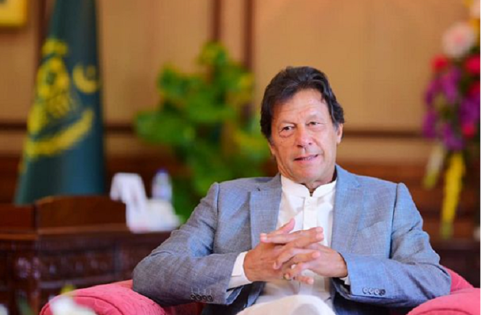 Imran Khan lauds China for offering alternative to Western democracy