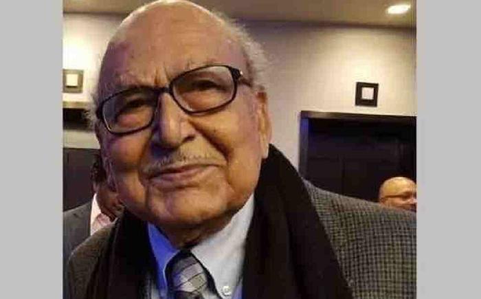 Ex-VOA news presenter Kaffey Khan dies