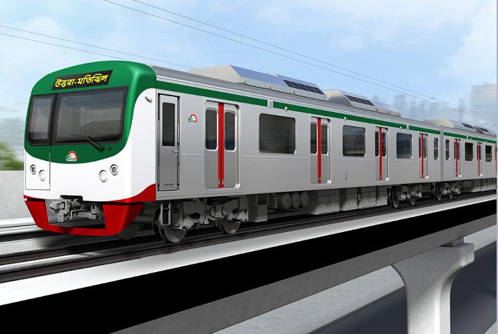 Metro rail functional test begins