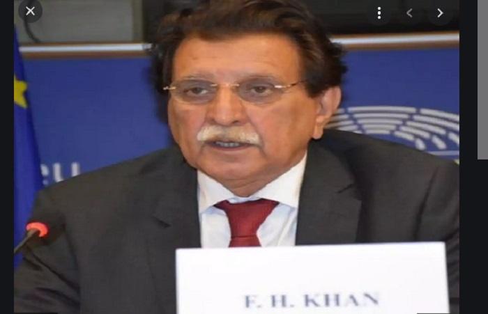 PoK Prime Minister warns Imran Khan govt against 'stealing' elections