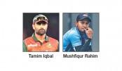 Tamim, Mushfiq's injuries worry Tigers