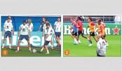Belgium fret over Hazard, De Bruyne before Italy showdown