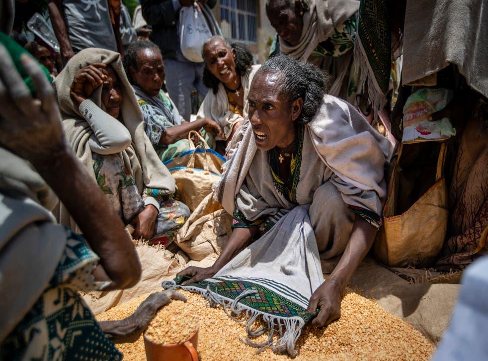 400,000 people facing famine in war-torn Tigray: UN