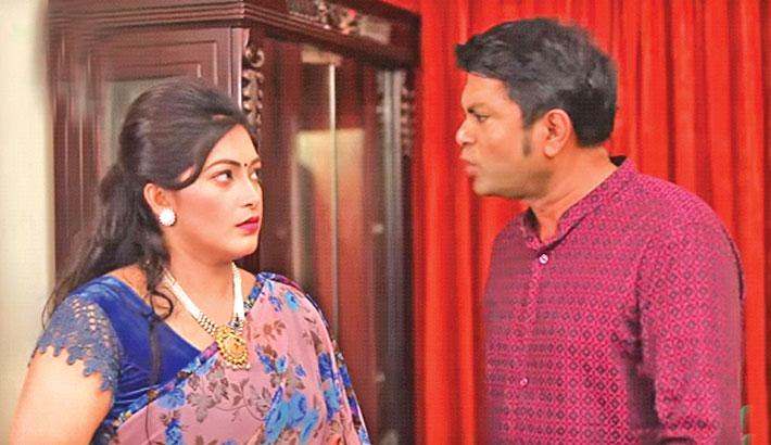 Drama serial 'Bou Shashuri' will be aired on Boishakhi TV at 08:40pm today. Story by Tipu Alam and directed by Akash Ranjan, the play stars Shahiduzzaman Selim, Al Monsur, Ahona, Sazu Khadem, Munira Mithu, Arfan Ahmed, Nazira Mou, Joyraj, Obak, Irin Tani, Amin Ahmed, Gulshan Ara and others.