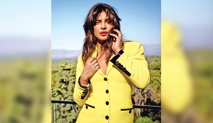 Priyanka ranks 27th on Instagram rich list