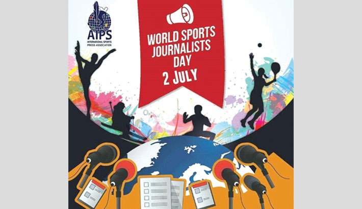 Sports fraternity extends wishes on World Sports Journalists Day