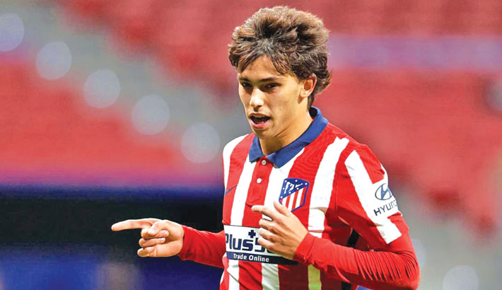 Atletico's Felix likely to be out for two months