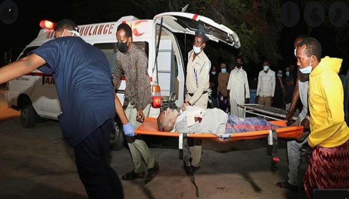 Ten killed in Al-Shabaab attack on Mogadishu tea shop