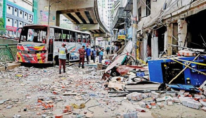 Case of Moghbazar blast transferred to CTTC unit