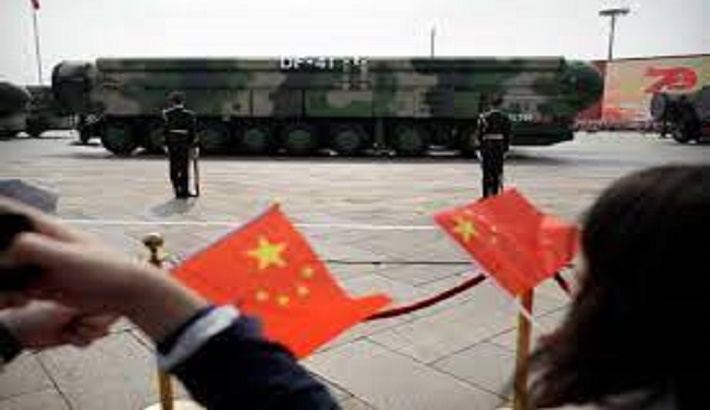 China is building more than 100 new missile silos