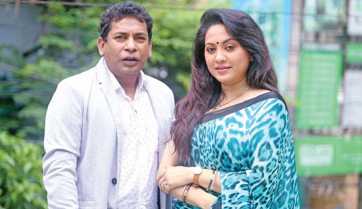 Mosharraf, Tareen pair up for Shohel's drama again