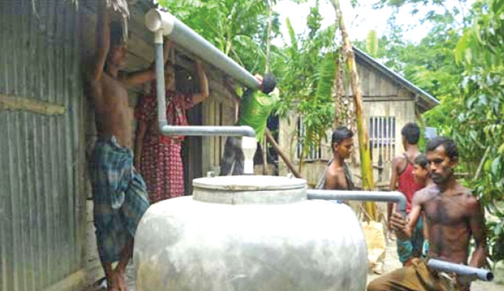 Rainwater harvest can mitigate water crisis in Barind tract: Expert