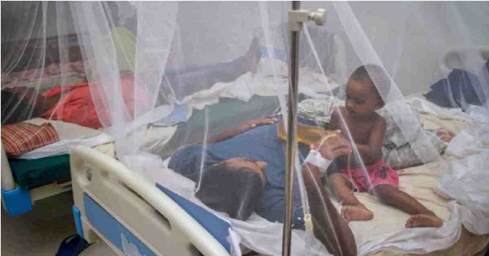 100 dengue patients receiving treatment at hospitals across country