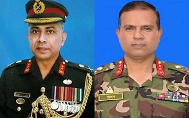 Saiful Alam new QMG, Tabrej Shams made DGFI chief