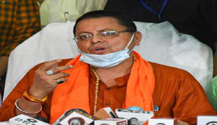 Pushkar Singh Dhami made new Uttarakhand CM