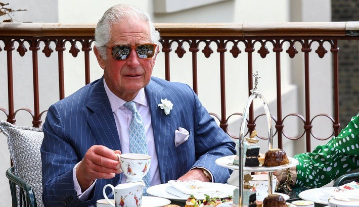 Prince Charles reveals his favourite songs