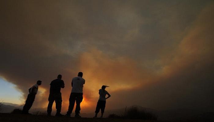 4 found dead in 'most destructive' forest blaze