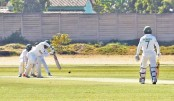 Batsmen shine in practice match