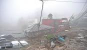 20 missing as landslide hits Japanese city