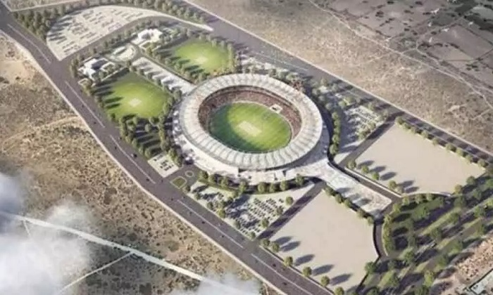 World's third largest cricket stadium to be made in India's Jaipur