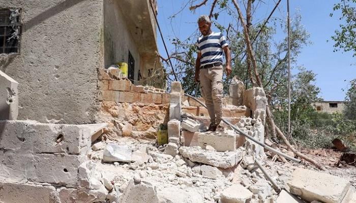 Regime shelling kills 9 civilians in NW Syria: monitor