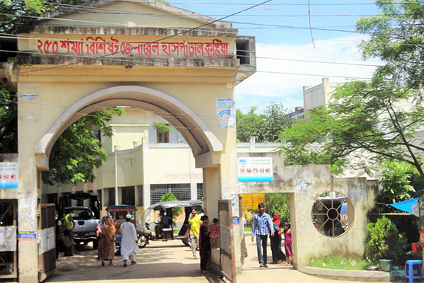 Kushtia records 17 Covid deaths in 24 hours