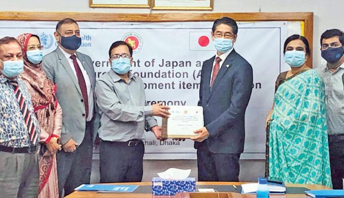 Japan, ASEF provide PPE for Covid-19 response