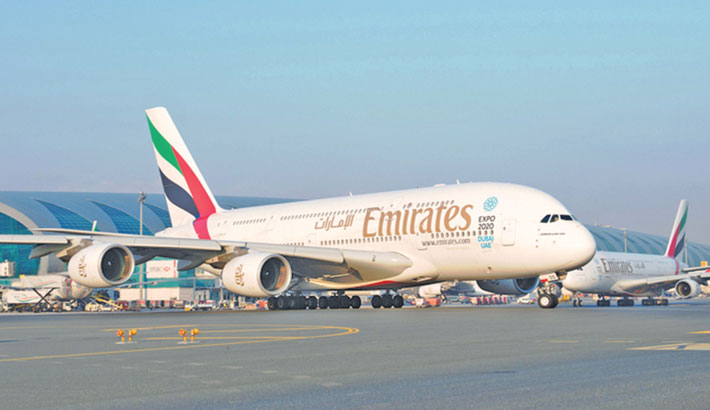 Emirates flights from UAE to KSA suspended