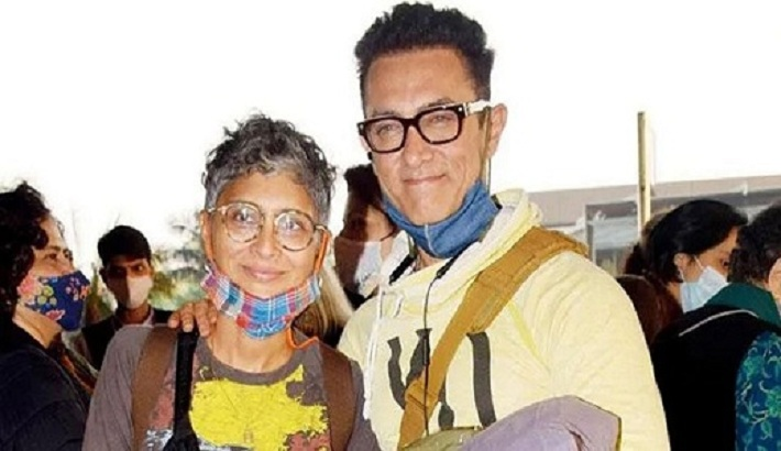 Aamir on his divorce with Kiran: 'We will always be family'