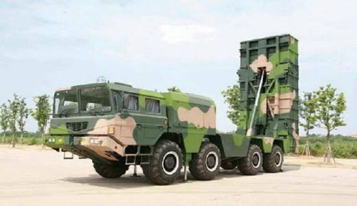 Myanmar to receive first batch of Chinese SY-400 short-range ballistic missile