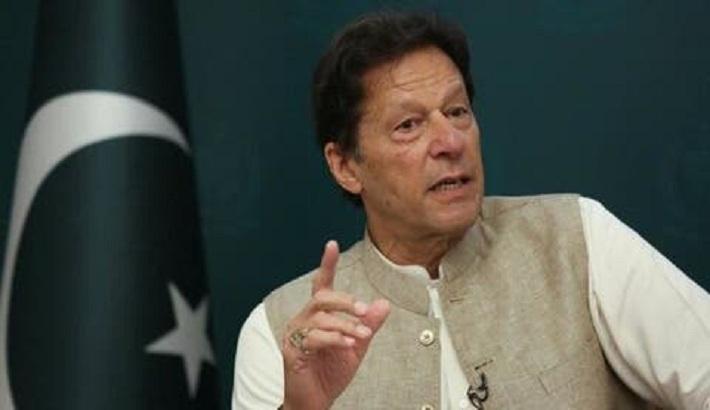 Pakistan's Khan backs China on Uighurs, praises one-party system