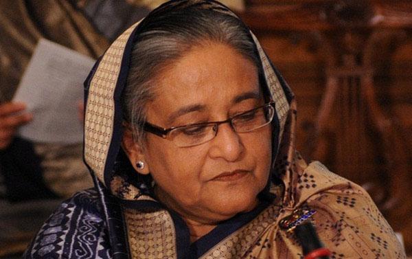 PM mourns Pirojpur AL leader Shajahan Khan Talukder's death
