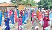Bashundhara Group stands by orphans