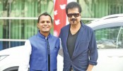 Kumar Bishwajit lends voice to two new songs