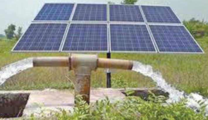 BREB to install 2,000 solar irrigation pumps