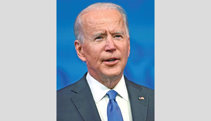Biden urges Americans to help end pandemic