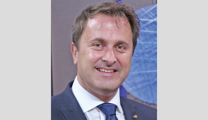 Luxembourg PM hospitalised with corona infection