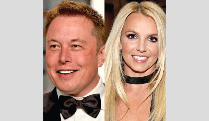 Elon Musk tweets in support of Britney