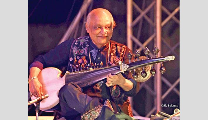 Ustad Shahadat Hossain's 63rd birth anniv today