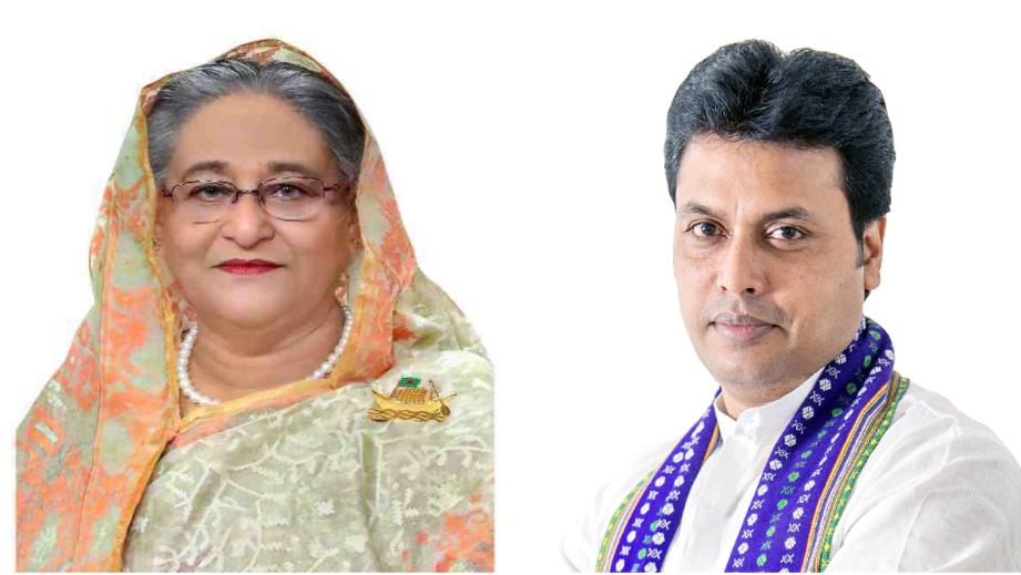 Tripura CM thanks Hasina for gift of delicious mango