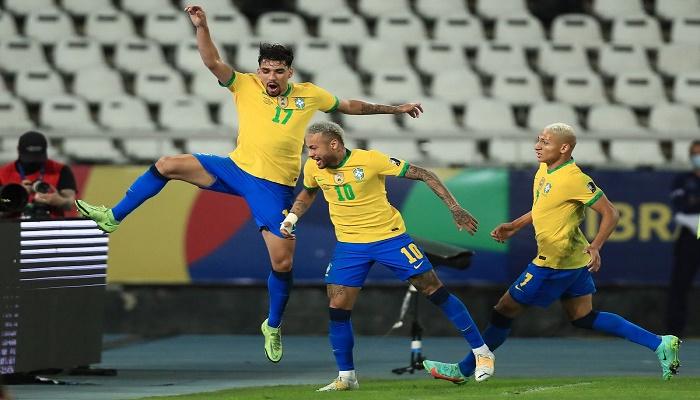Paqueta sends Brazil past Peru into Copa America final