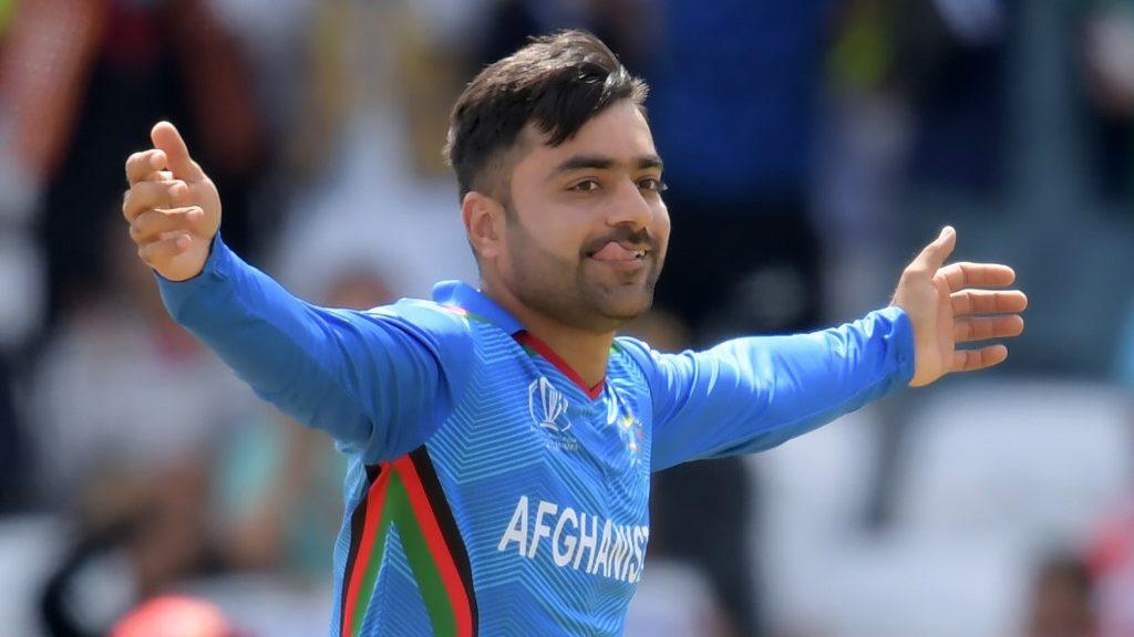 Afghanistan appoints Rashid Khan Twenty20 international skipper