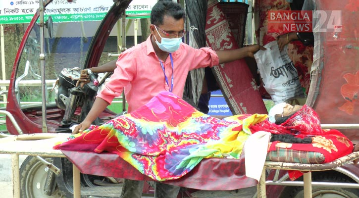 Covid-19: 20 more die at Rajshahi Medical College Hospital's Covid unit in a day