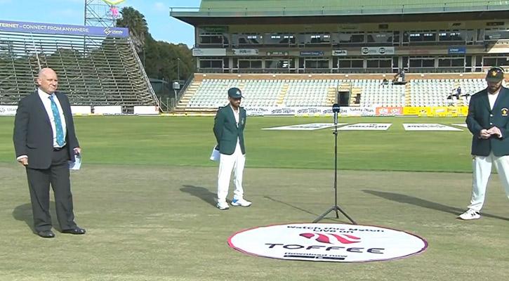 Bangladesh bat first in Harare