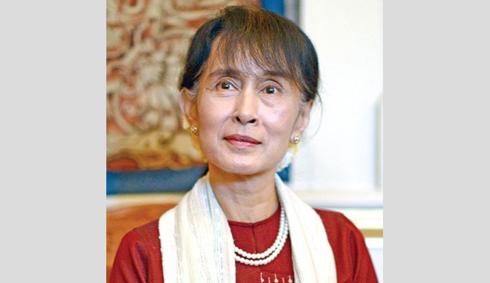 Suu Kyi vaccinated against corona in military custody