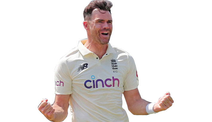 Anderson takes 1,000th first-class wicket