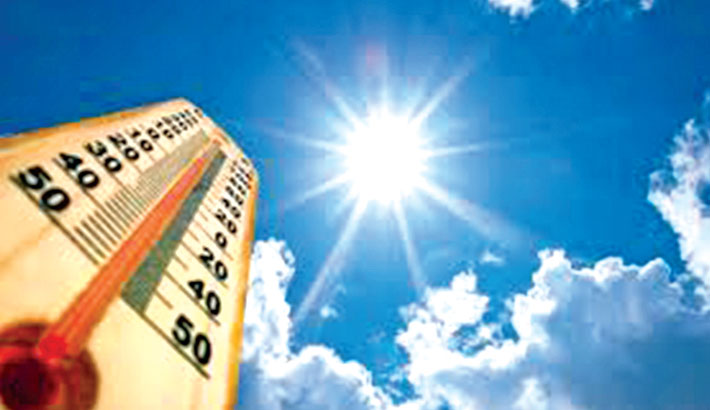 Heatwave hits Nordic countries
